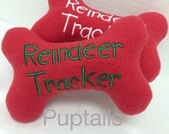"Christmas Toy Bone ""Reindeer Tracker"""