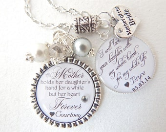Wedding Gifts From Mother To Daughter WHITE Mother Daughter Gift