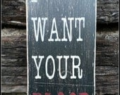 I Want Your Blood, Phlebotomist, Phlebotomy, Doctor Signs, Vampire, Rustic, Wooden Signs
