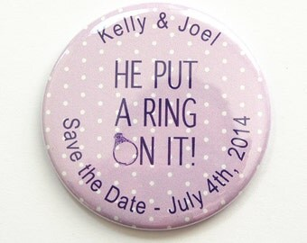 Wedding Save the Date, Save the Date Magnet, Save the Date, getting married, Magnet, Wedding Announcement, Custom, Personalized (3883)