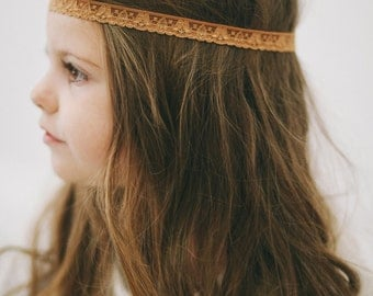SALE Vintage Lace Headband