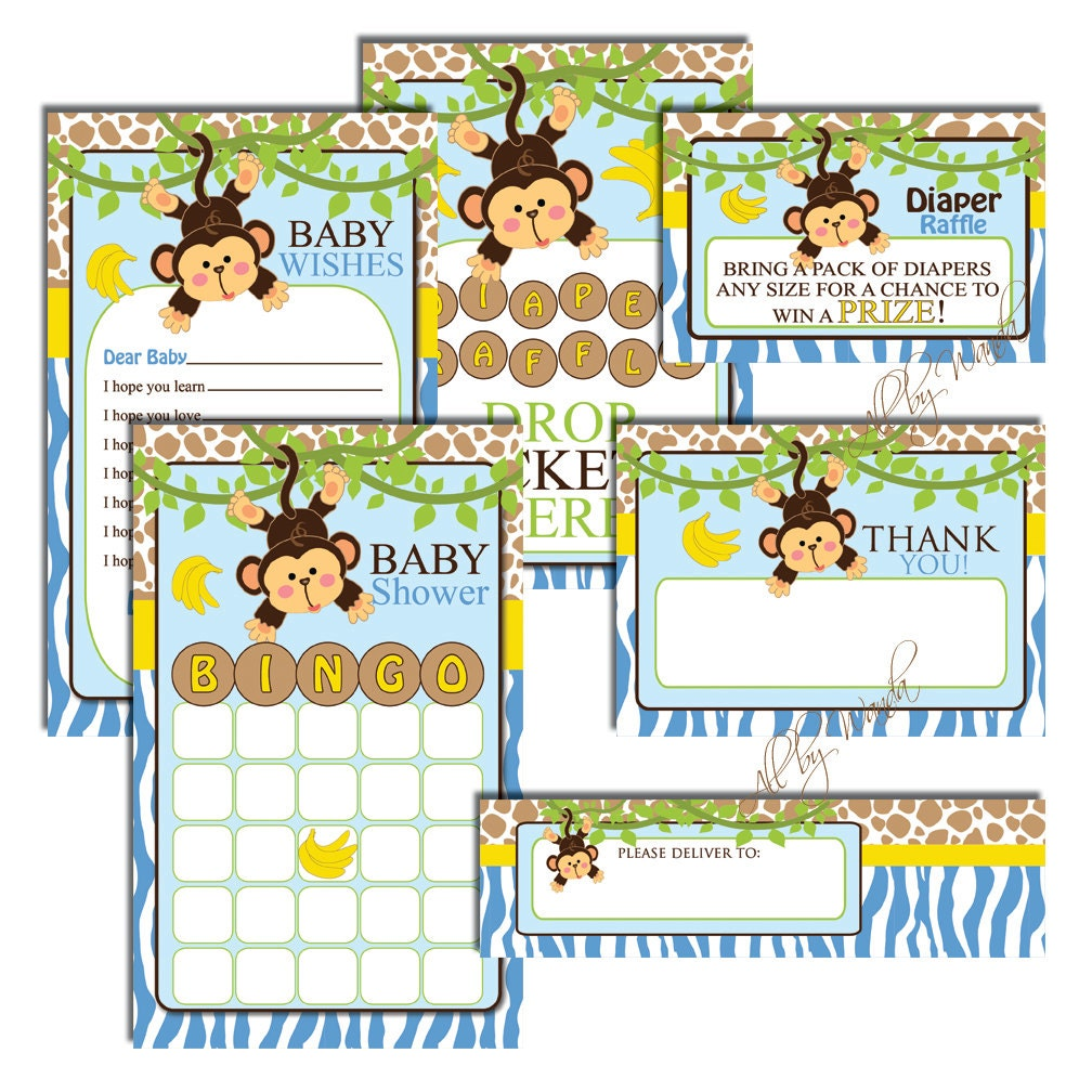 monkey baby shower essentials monkey baby shower games monkey