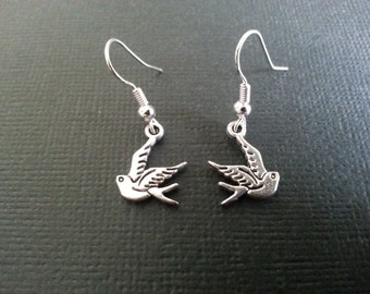 Little Sweet Swallow Earrings