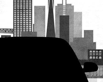 Piltdownlad #10 - Behind the Wheel: A Lyft Driver's Log