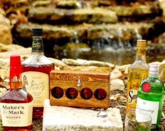 Travel Barware - Drink Doctor - Shot Glass - Groomsmen Gift - Bridesmaid Gifts