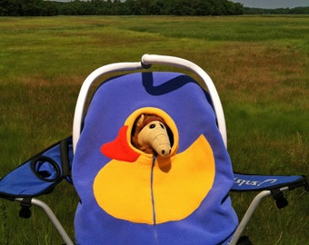 Blue Duck Infant Car Seat Cover, baby car seat cover