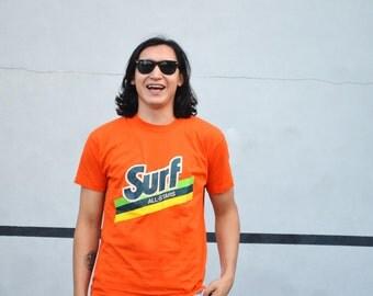Vintage Surf Tee Sz M