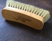 Antique Italian Shoe Shine Brush
