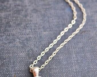 Hot Air Balloon Necklace, Wanderlust Necklace, World Traveler Necklace, Traveler Jewelry