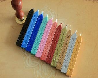 11 Pcs Sealing Wax Sticks - Wax - Stamp Wax - Seal Wax