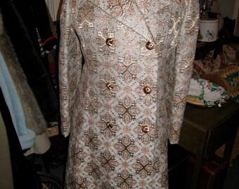 Coat and Dress Set