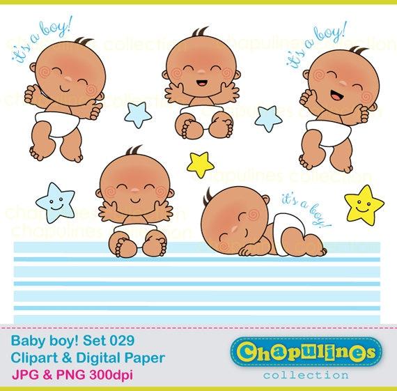 free new baby boy clipart - photo #46