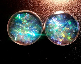 Amphitrite Holographic Plugs sizes 2g - 2 Inches