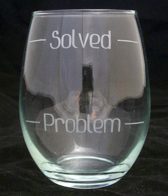 The problem solved