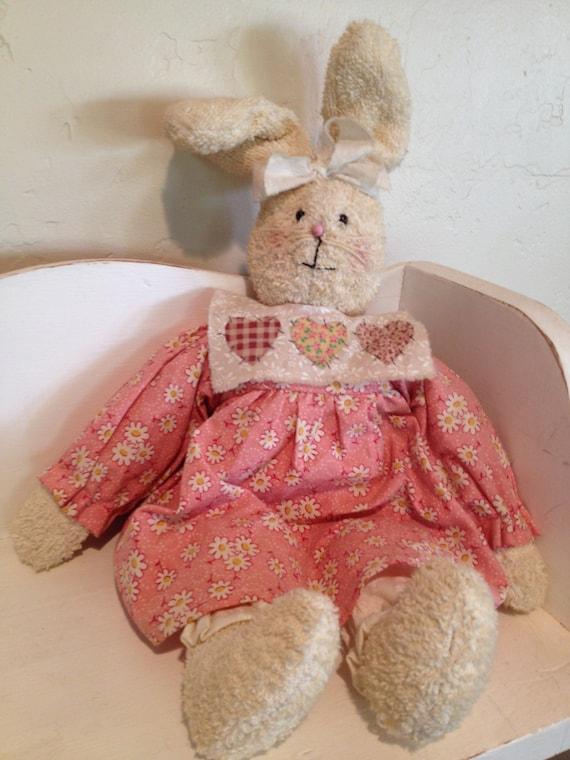 Bunny Rag Doll