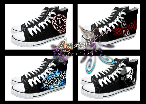 Slipknot Shoes Converse