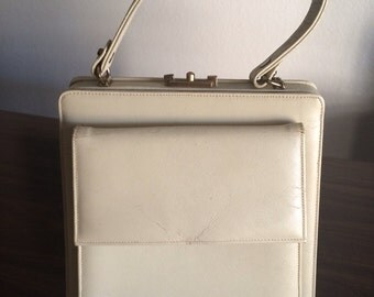 Vintage Cream handbag