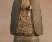 Antique Saint, Mother Mary Inmaculada Concepcion no. II, c 1800-50, Philippines, Spanish Colonial Santos