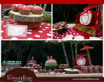 little red riding hood  printable party
