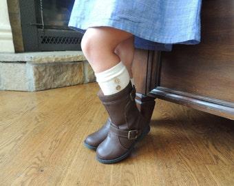 Little Girl Leg Warmers for Toddler & Girls