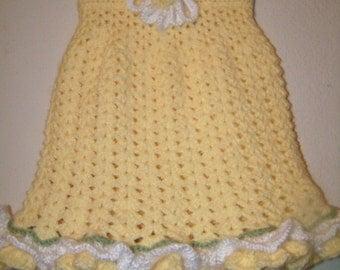 Sunny Spring Baby Dress