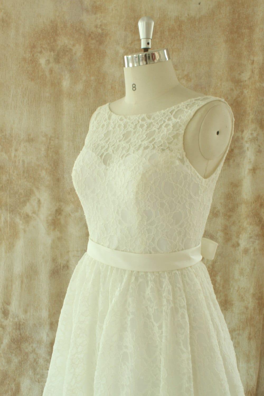 2013 Outdoor Destination Wedding Dress Vintage Lace Wedding