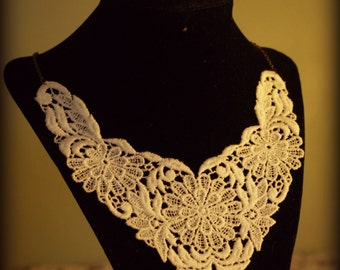 Vintage Lace Collar Necklace (Style 3)