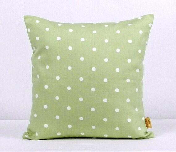 18x18 pillow Throw Pillow Sage Green Decorative Throw