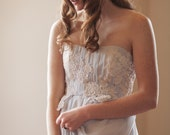 Fabric Swatches for Aster Wedding Dress