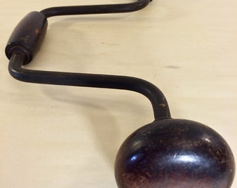 Vintage Hand Drill Tool