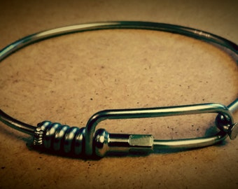 Bicycle Spoke Bracelet