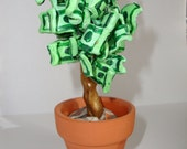 Small Money Tree Sculpture