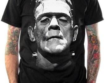 Movie T-Shirts - Frankenstein Shirt - Bride Of Frankenstein