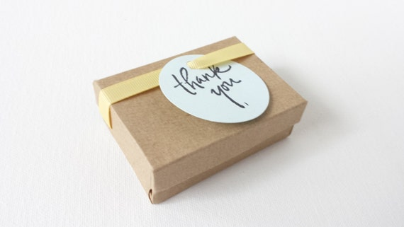 Baby Shower Thank You Gift Boxes : Thank you gift box favor boxes baby shower jewelry