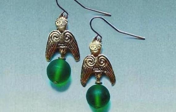 Celtic Angel Symbol Celtic Jewelry Irish Angel