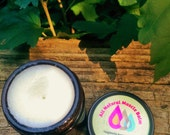 All Natural Muscle Balm With Lavender, Peppermint, Rosemary, Sweet Marjoram & Camphor For Chronic Muscle Or Joint Pain, Sore Muscles