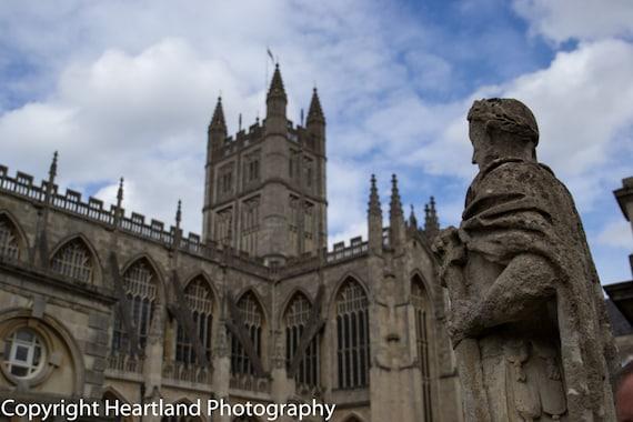 Roman Baths Photography - Bath England Photography - UK Photography - British Photography - Travel Photography - Architecture Photography