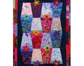 The Quilt Studio Trivoli Quilt Pattern
