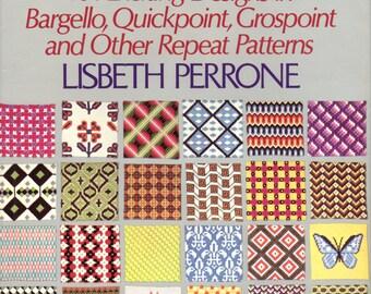 The New World of Needlepoint hardback book by Lisbeth Perrone