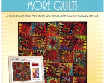 Karen K. Stone More Quilts Software from The Electric Quilt Company  sku9119