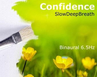 Creative Confidence Meditation Music MP3.  Direct Download!! Fresh Springtime Sounds with Theta Binaural Beats