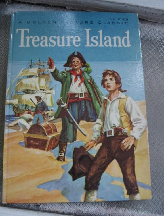 How Many Pages In Treasure Island By Robert Louis Stevenson