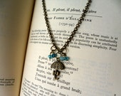il pleut - Umbrella Necklace