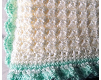 Soft and Light Baby Stroller Blanket | Made to Order