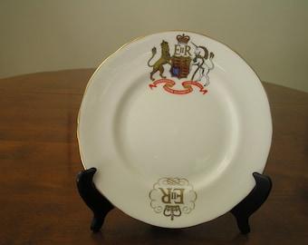 Coronation Plate - Queen Elizabeth II - June 2, 1953