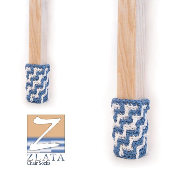 Crochet Chair Leg Covers Chair Socks Floor Protector Free