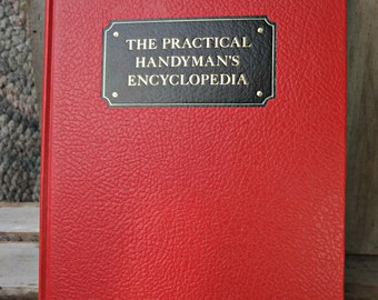 The Practical Hanydman's Encyclopedia, volume 1  published 1965