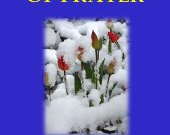 The Power of Prayer book, Christian book, Christian gift, prayer, faith, religion, spirituality, Christianity, church resource, bible study
