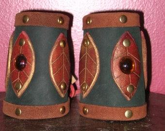 Elvish Medium Bracers