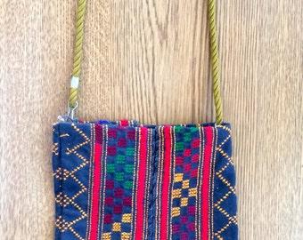 Vintage Uzbek Patchwork Bag